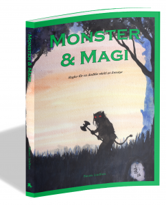 Monster & Magi Omslag